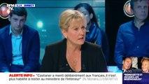 """Nadine Morano se dit contre l'ouverture de nouvelles mosquées en France """"tant qu'on n'a pas réglé la pratique de l'islam"""""""