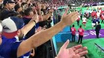 Mondial de rugby  : les supporters saluent la qualification des Bleus