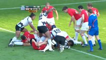 Throwback Thursday - Fiji vs Wales - Rugby World Cup 2007