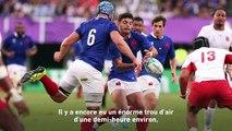 Arrêt Buffet «On n'a pas vu beaucoup de progrès» - Rugby - Mondial