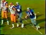 NFL 1978 NFC Championship - Dallas Cowboys @ Los Angeles Rams - full Game part 2