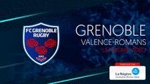 Grenoble - Valence-Romans : le résumé vidéo