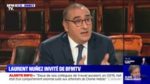 """Attaque à la Préfecture de police: Laurent Nuñez affirme qu'il n'y a pas eu de """"signalement matérialisé"""" de la radicalisation de l'assaillant"""