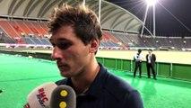"""Mondial du rugby - XV de France : pour Baptiste Serin, """"le principal, c'est le résultat"""""""
