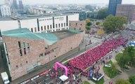 12 000 coureuses et marcheuses à la Strasbourgeoise : « c'est magnifique ! »