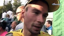 Tour d'Emilie 2019 - Primoz Roglic thinks about the Tour of Lombardy