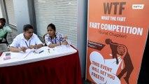 الهند: مسابقة الضراط !!!