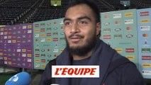 Setiano «L'essentiel était de gagner» - Rugby - Mondial - Bleus