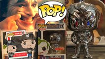 THE JOKER MOVIE CHROME FUNKO POP TARGET EXCLUSIVE VINYL FIGURE REVIEW