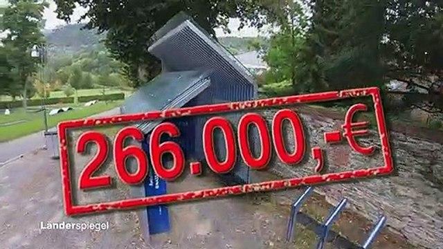 Hammer der Woche – Stadt baut illegale Radstation