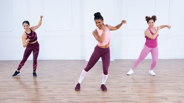 Torch Calories With This Cardio Dance Workout