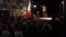 Vidéo. Le groupe les Oreilles Rouges met le feu auprès du jeune public de Chez Narcisse