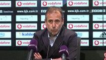 Beşiktaş Teknik Direktörü Avcı: 'Galibiyete herkesin ihtiyacı vardı' - İSTANBUL