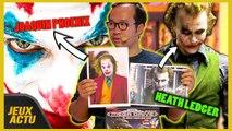 JOKER : Joaquin Phoenix plus puissant que Heath Ledger ? - L'ÉMISSION JEUXACTU S02-E02