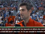 "Tokyo - Djokovic : ""Une semaine fantastique"""