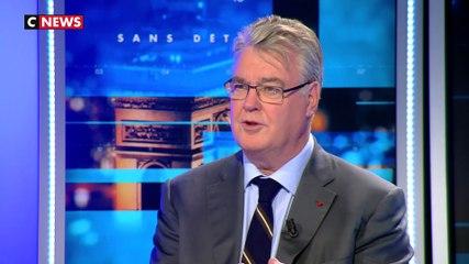 Jean-Paul Delevoye - CNews dimanche 6 octobre 2019