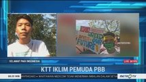 Anak Bangsa Asal Tapanuli Wakili Indonesia di KTT Iklim Pemuda PBB