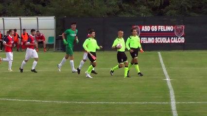 Felino - Bagnolese 1-3, highlights e interviste