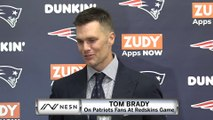 Tom Brady Patriots vs. Redskins Week 5 Postgame Press Conference