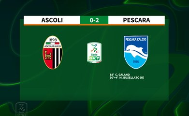 HIGHLIGHTS #AscoliPescara 0-2 #SerieBKT