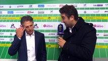 """Saint-Etienne / Claude Puel : """"L'ASSE n'est pas encore guérie"""""""