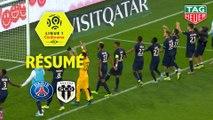 Paris Saint-Germain - Angers SCO (4-0)  - Résumé - (PARIS-SCO) / 2019-20