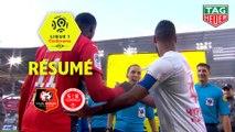 Stade Rennais FC - Stade de Reims (0-1)  - Résumé - (SRFC-REIMS) / 2019-20
