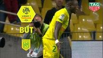 But Moses SIMON (86ème) / FC Nantes - OGC Nice - (1-0) - (FCN-OGCN) / 2019-20