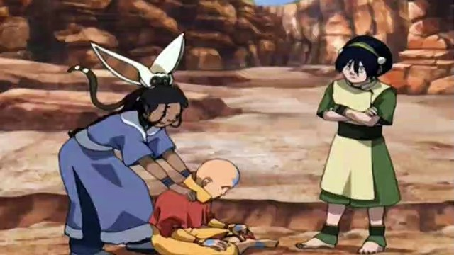 Avatar: The Last Airbender S02E09 Bitter Work - The Last Airbender S02E09