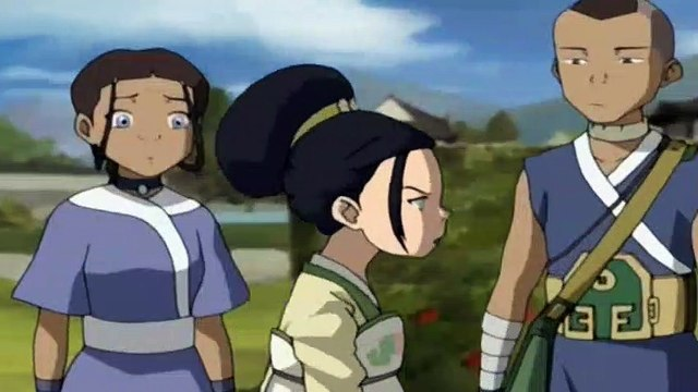 Avatar: The Last Airbender S02E06 The Blind Bandit - The Last Airbender S02E06