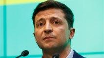 Sensing Betrayal By Zelenskiy, Thousands Of Ukrainians Protest In Kiev