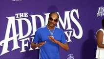 "Snoop Dogg ""The Addams Family"" World Premiere"
