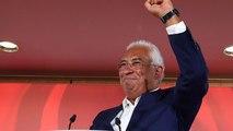 Portugals sozialistischer Regierungschef feiert mit 38 % einen Triumph