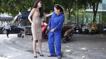Mẹ Chồng Giả Làm Phụ Hồ Vạch Trần Bộ Mặt Con Dâu Tương Lai - Phim Ngắn Hay Tập 18