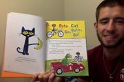 Pete the Cat Go, Pete, Go Book Read Aloud by James Dean ,  Pete the Cat Kids Book Fun Read Aloud