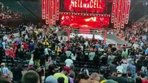 Audience At WWE Hell In A Cell Unhappy Booing Chanting AEW & Refund