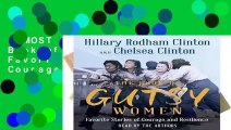 [MOST WISHED]  The Book of Gutsy Women: Favorite Stories of Courage and Resilience