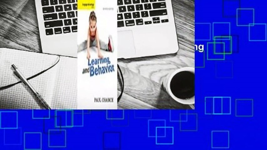 Learning and Behavior, Active Learning Edition  For Kindle