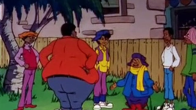 Fat Albert E098 (Gang Wars)