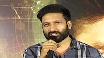 Tottempudi Gopichand Superb Excited Speech(Telugu)