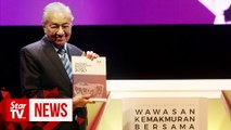 Dr M: SPV 2030 can correct any mistakes of the past