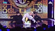 [예능연구소 직캠] MINO - FIANCÉ, 송민호 - 아낙네 @Show Music Core 20181208