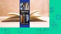 Criminal Procedure: Law and Practice  Best Sellers Rank : #5