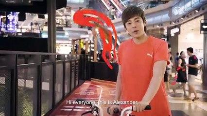 Trailer 'BFF INSIDER'   Variety Show Singapore   Starring Alexader Lee