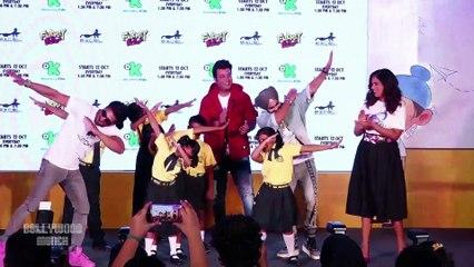 Pulkit Samrat, Richa Chadda, Varun Sharma & Others At Launch Of 'Fukrey Boyzzz'