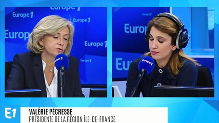Valérie Pécresse - Europe 1 lundi 7 octobre 2019