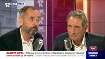 """""""Marine Le Pen m'a bluffé"""", Robert Ménard s'exprime au sujet de la Présidente du Rassemblement National"""