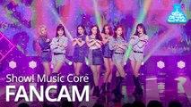 [예능연구소 직캠] CLC - Devil, 씨엘씨 - 데빌 @Show! Music Core 20190914