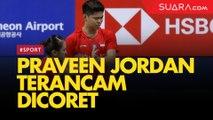 Bolos Latihan, Praveen Jordan Terancam Dicoret dari Skuat SEA Games 2019