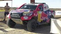 Resumen de la Etapa 2 del Rally de Marruecos